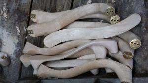 Musical Instrument Violin Factory Adjutable Solid Wooden Shoulder Rest pictures & photos