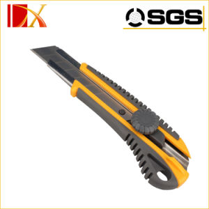 Automatic Utility Knife with Three Blades 0.5mm Blades Cutter Knives