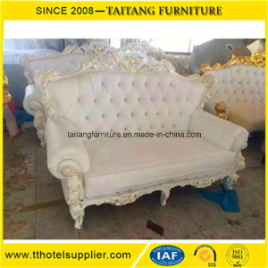 Luxurious Restaurant Sofa Chair for 5 Star pictures & photos