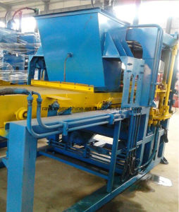 Concrete Block Machine Qt4-15e Automatic Hydraulic Power Press Block Making Machine pictures & photos