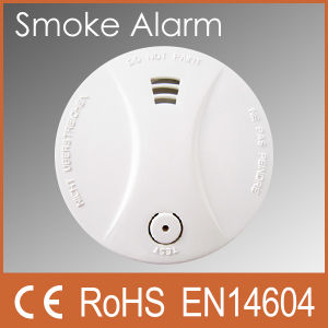 Peasway Wireless Interconnectable Smoke Alarm Smoke Detector with Silence Function (PW-507SQI) pictures & photos