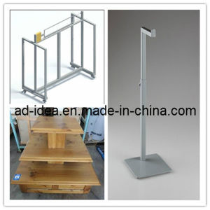 Modern Stainless Steel Garment Shopfitting (GDS-007) pictures & photos