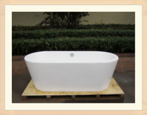 Freestanding Hotel Enamel Cast Iron Skirted Bathtub Sw-1013b