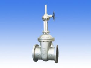 ANSI 16.5 B Cast Steel Wcb Gate Valve (Z40H/Z41H) pictures & photos