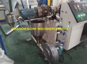 Matured Technology Filler Master Batch Plastic Extruding Granulating Machine pictures & photos