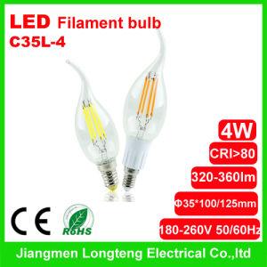 LED Filament Candle Light 4W (C35L-4)