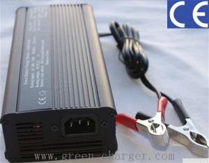 54.6V 3.5A Li-ion Car Battery Charger pictures & photos