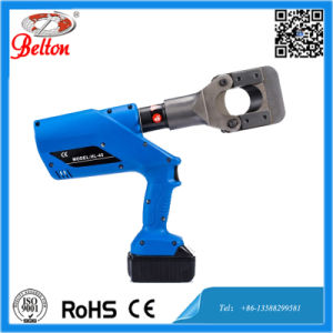 Battery Operated Cordless Cable Cutter for Cutting Cable Pipe pictures & photos