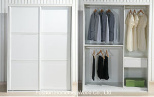 Modern Simple Style Customize Inside Sliding Wardrobe pictures & photos