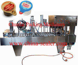New Style Cup Washing Filling Sealing Machine pictures & photos