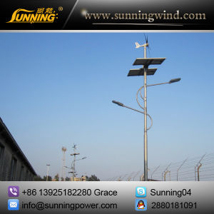 Wind Solar Hybrid System for 50W Lighting System pictures & photos