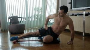 Hot Sale Full Body Building Ab Trainer Ab Flex pictures & photos