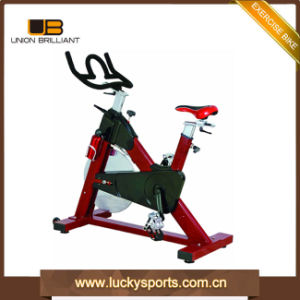 Commercial Use Spinning Cycle Spin Exercise Bike Spin with Horizontally Adjustable pictures & photos