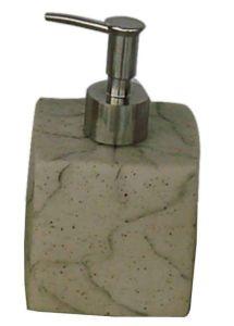 Marble Resin Bathroom Liquid Soap Dispenser pictures & photos
