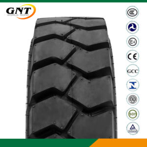 Gnt Press-on Solid Tire 21*7*15 Forklift Tyre pictures & photos