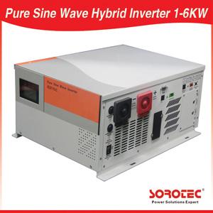 Pure Sine Wave Solar Inverter Onduleue 1-6kw pictures & photos