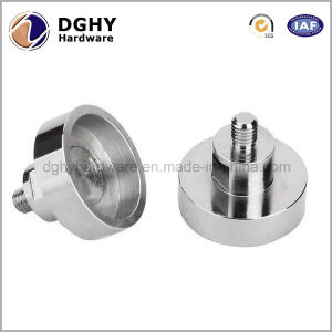Factory Made Precision CNC Machined Aluminum Milling Spare Parts pictures & photos