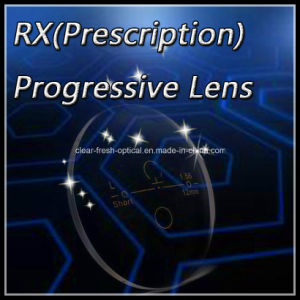 Rx (Prescription) Progressive Lens