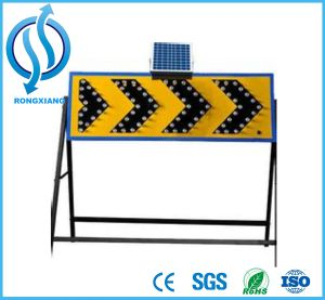 Arrival Road Sign / Solar Traffic Sign / Arrow Sign pictures & photos