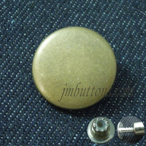 Fix Vintage Old Copper Metal Buttons for Jeans pictures & photos