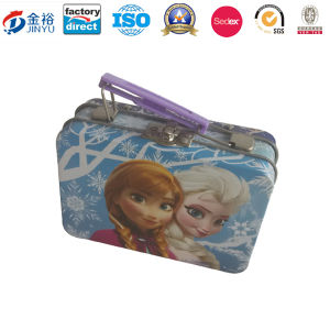 Mini Sized Handled Lunch Box for Food Packaging pictures & photos