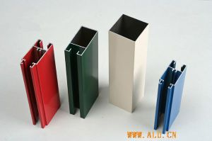 Aluminum Profile-Aluminium Extrusion for Aluminium Sliding Window (HF002) pictures & photos