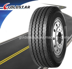 Goldstar High Quality TBR Tyre 385/55r22.5, 425/65r22.5, 445/65r22.5 pictures & photos