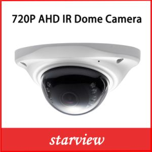 720p Ahd IR Mini Dome CCTV Camera (SV-D6S10AHD) pictures & photos