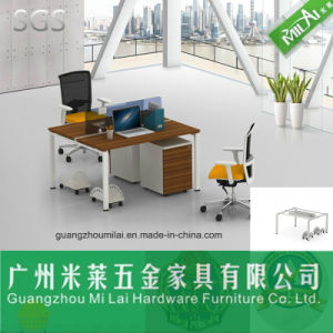 Modern Simple Design Office Computer Table Office Furniture pictures & photos
