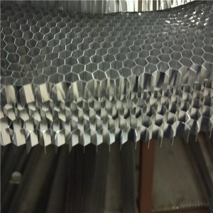 Expanded Aluminium Honeycomb Core for Composite Panels pictures & photos