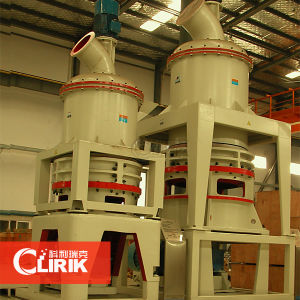 Gypsum Powder Grinding Machine Made in China pictures & photos