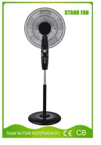 New Design Good Quality 16 Inch Stand Fan with Ce CB Certificate (FS40-A131) pictures & photos
