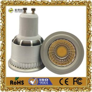 MR16 GU10 E27 LED COB Spotlight 5W