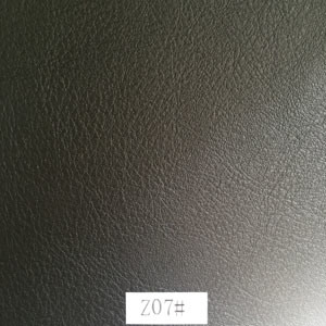 Synthetic Leather (Z07#) for Furniture/ Handbag/ Decoration/ Car Seat etc pictures & photos