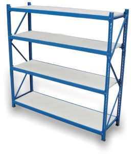 Heavy Duty Long Span Warehouse Storage Rack pictures & photos