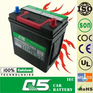 DIN 54026 12V40AH Maintenance Free for Auto Battery pictures & photos