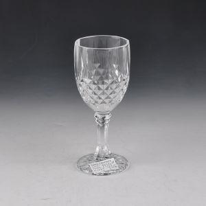 Cut Diamond Stem Wine Glass Factories pictures & photos