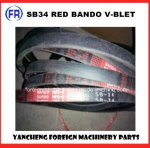 Kubota V-Belt Sb34 Red pictures & photos