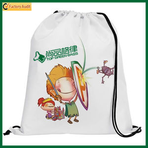 Logo Printed Non Woven Fabric Advertising Bag (TP-dB261) pictures & photos
