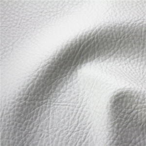 Top Quality Embossed PVC Synthetic Leather for Sofa Furniture Upholstery pictures & photos