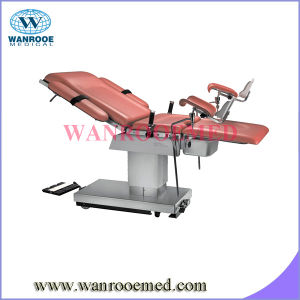 Hospital Furniture Gynecology Delivery Bed pictures & photos