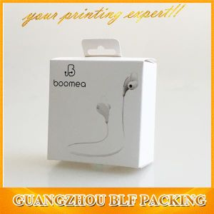 Color Printed Paper Earphone Box Packing (BLF-PBO400) pictures & photos