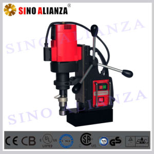 50mm Portable Magnetic Drill with with Annular Cutter and Twist Drill Bit and Tapping Machine