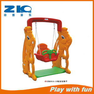 Blow Molding Rabbit Plastic Swing Indoor Playground pictures & photos