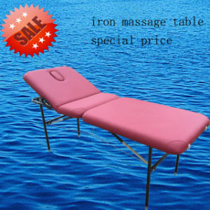 Metal Massage Table and Massage Bed (MT-002) pictures & photos