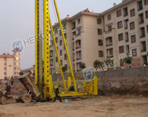 All Hydraulic Compaction-Expansion Pile Driver pictures & photos