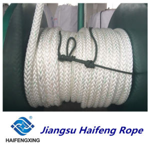 12 -Strand Chemical Fiber Ropes Mooring Rope Polypropylene, Polyester Mixed pictures & photos