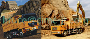Shacman Heavy Truck/Vehicle for Dump/Tipper Truck with 6X4 pictures & photos