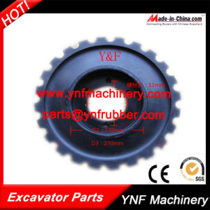 270 Diameter; 24t Coupling for Excavator pictures & photos