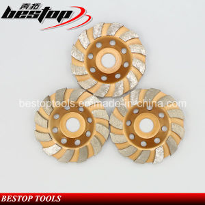 Cheap Sintered Cup Grinding Wheel for Sale pictures & photos